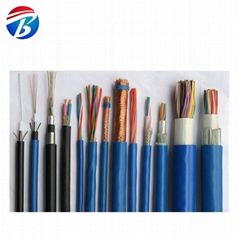 Anti rodent Flame-retardant Outdoor Aerial Direct Buried Duct Mining Cable