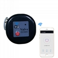 Wireless WiFi Smart Water Leakage And Motorized Va  e Kit DIY Phone App Control  4