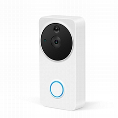 REHENT1080P Battery Powered WiFi IP Camera Doorbell Wireless Waterproof IP54