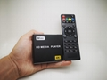 4K高清播放器單機廣告機通電自動循環播放視頻PPT橫豎屏U盤SD播放 4