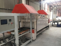 PVC Gypsum Board Veneer Machine