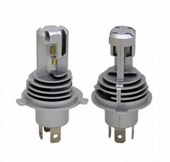 NEW Premium Quality Car LED Headlight Bulb Philips Chips 60W Hi Lo Beam H4