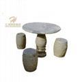 European Style Marble Table Garden