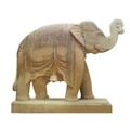 Outdoor Decoration Marble Stone Elephant