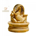 Hand Carved Natural Marble Water Fountain Garden Decoration 1