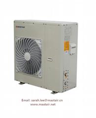 DC inverter air cooled heat pump(chiller)
