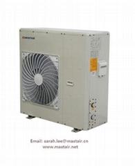 MC009 DC inverter air cooled heat pump(chiller)