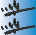 塑料波紋管固定支架固定座帶蓋或