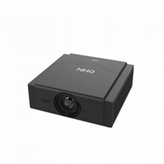 Laser Light Source 7100 Lumens WUXGA Resolution Laser Projector DU710ST