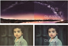 8300 Lumens 1920x1080 0.65-4.7 Throw Ratio Laser Projector DU8300