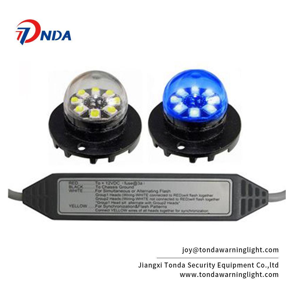 Led Hideaway warning light-LTD910 1