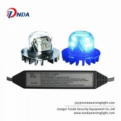 9x3WLED hideaway strobe warning light for emergency vehicle-LTD911