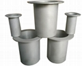Seamless stub end  Pipe Fitting