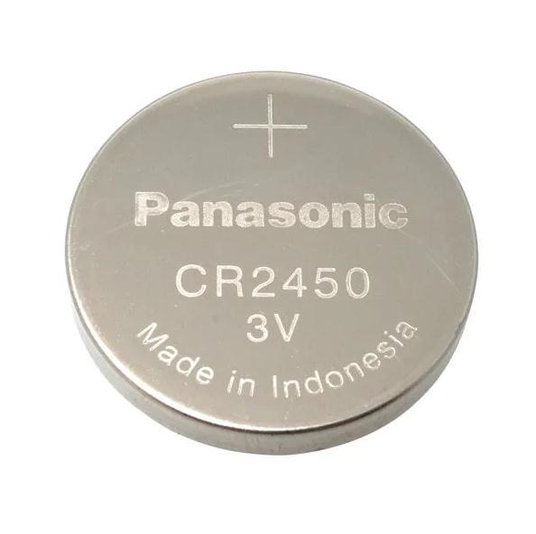 3V CR2477 Pansonic button cell battery for watch 1