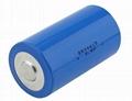 3.6V llSOCl2 ER14250 1200mAh battery 1/2AA 3