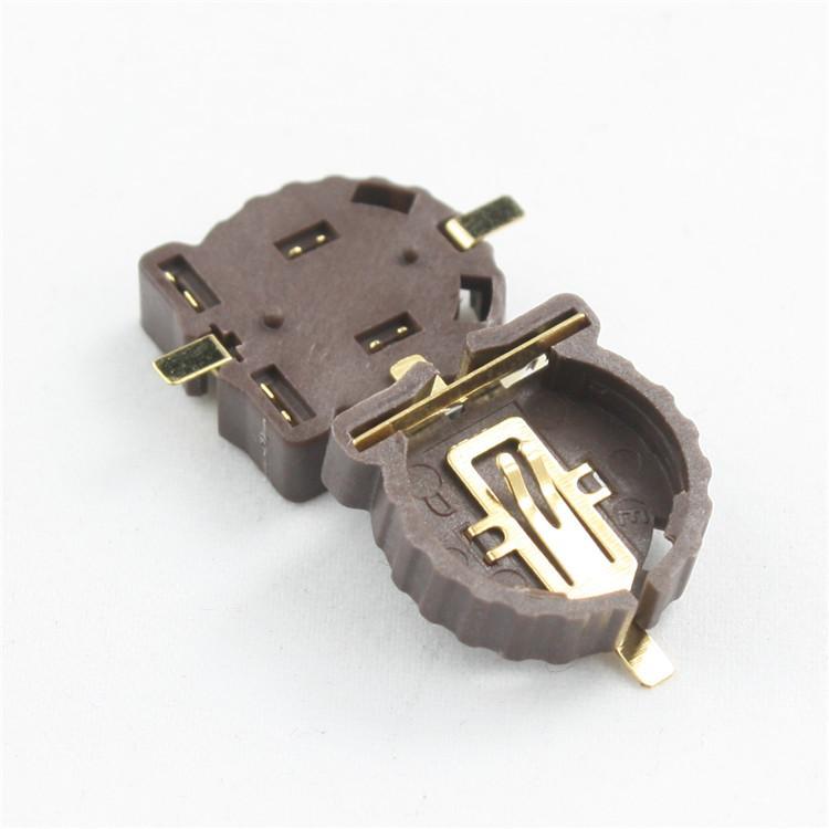 Battery holders for 3V button cell battery  1