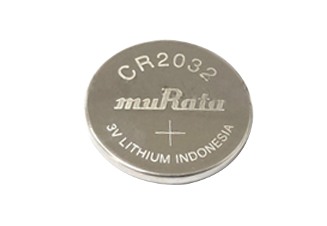 Imported brand muRata battery 3V coin cell lithium battery cr2032 1
