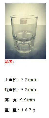 Candle Holder / Candle Jar / Glass Cup for Candle SDY-HH0320 2