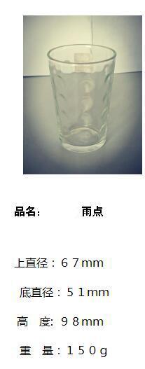 Borosilicate Glass Cup for Tea, Expresso, Milk, Coffee Mug SDY-HH0326 3