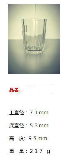 Borosilicate Glass Cup for Tea, Expresso, Milk, Coffee Mug SDY-HH0326 7