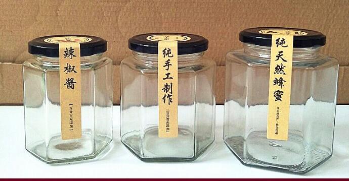 Owl Mason Jars Juice Glass Bottle with Metal Lids Sdy-X02689