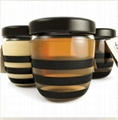 High Quality Glass Jar with Flush Child Proof Cap Sdy-X02697