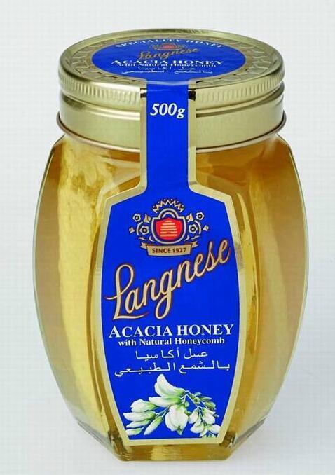 Glass Jar/Glass Container/Glass Honey Jar/Glass Jam Jar/Food JarSdy-X02705