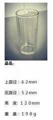glass Wholesale Fancy Cheap World Cup Glass for Beer glassware SDY-HH0363