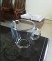 Glass Travel Coffee Mug/Coffee Cup/Glass