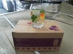 Borosilicate Glass Cup for Tea, Espresso, Coffee Mug SDY-ML018