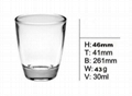 Wholesale Clear Cheap fashion Drinking