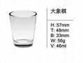 Heat Resistant Custom Glassware, Glass