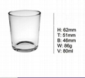 Various Sublimation Blank Shot Glass