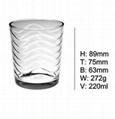 Manufacturer Wholesaler Popular Drinking Wine GlassSDY-F0035