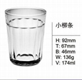 Creative Glass Drinking Stirrer