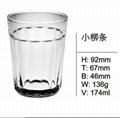 Creative Glass Drinking Stirrer SDY-F0046