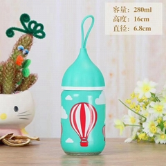 Fancy Shaped Beer Glass Drinking Glass for Liquor/Whisky SDY-LH002