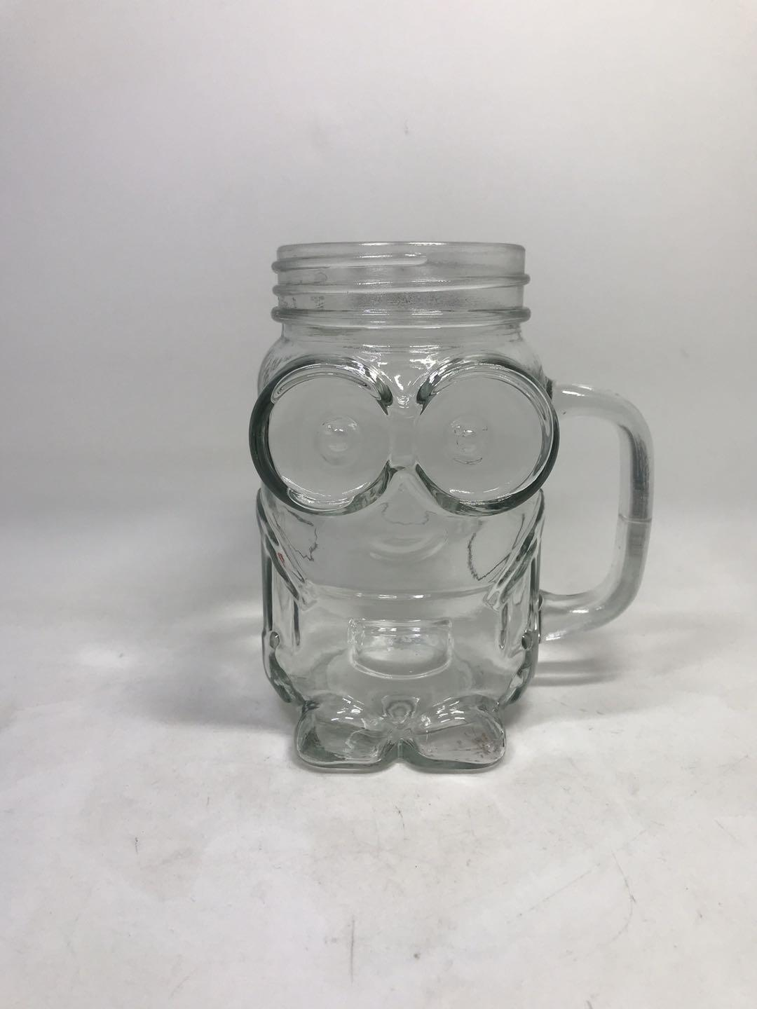 Fancy Shaped Beer Glass Drinking Glass for Liquor/Whisky SDY-X02873