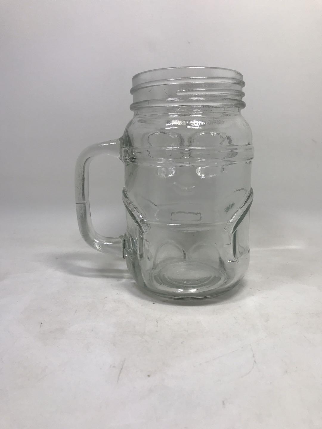 Fancy Shaped Beer Glass Drinking Glass for Liquor/Whisky SDY-X02873 3