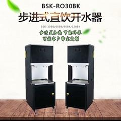 滨生源净水器天津商用净水机BSY-30BK 智能触控直饮机