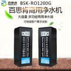 天津濱生源BSY-RO800G商務純水機 逆滲透淨水設備 大型商用純水機