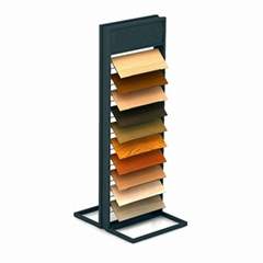 WD602  Hardwood Display Stand Rack for Promotion
