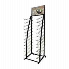 WD610 Wooden flooring rack