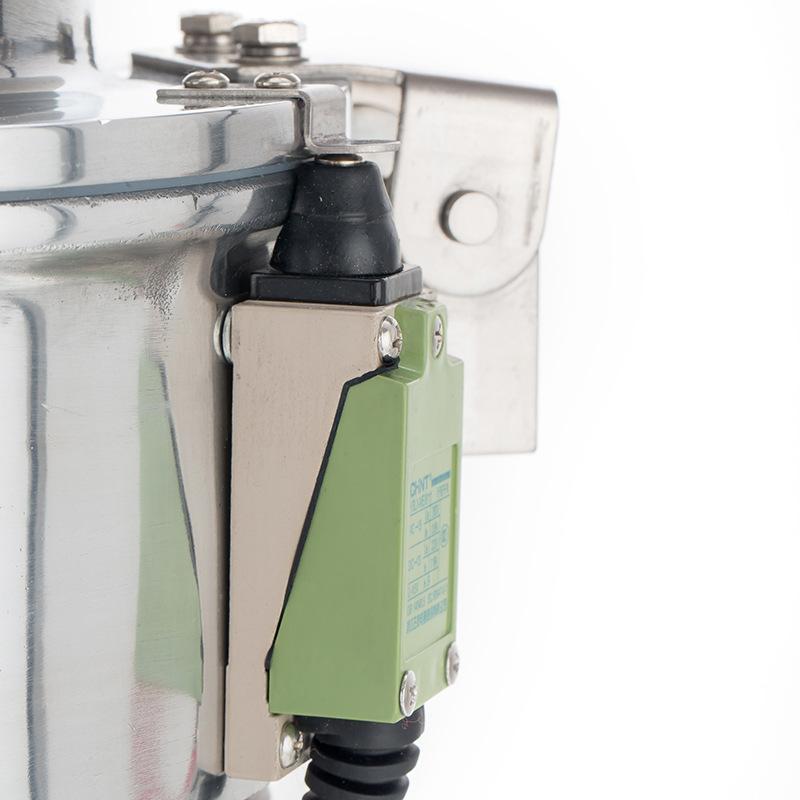 顶历新型流水式中药材三七粉碎机DLF-25超细研磨机 3