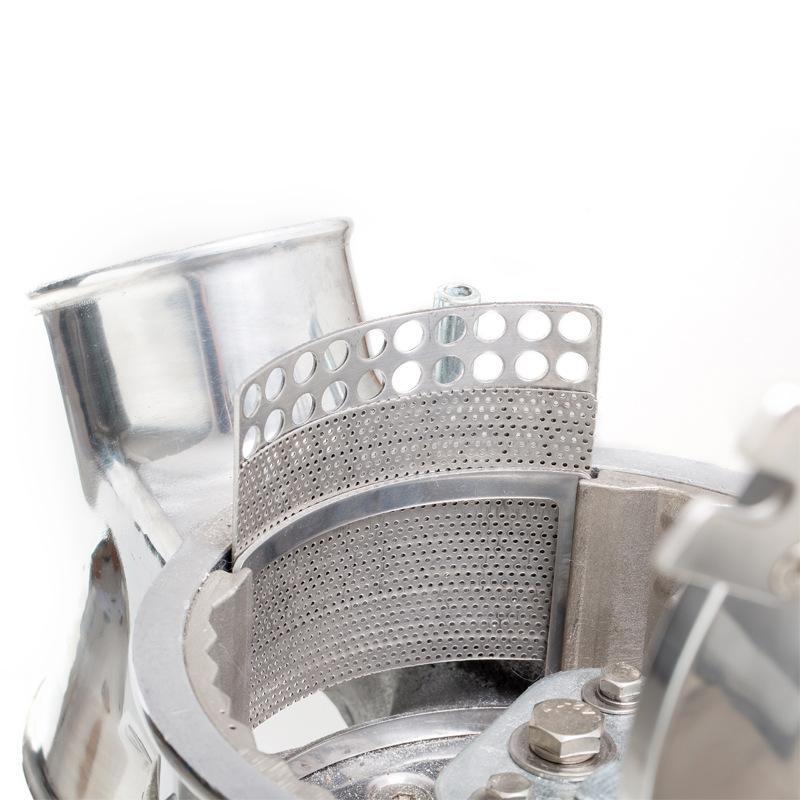 顶历新型流水式中药材三七粉碎机DLF-25超细研磨机 5