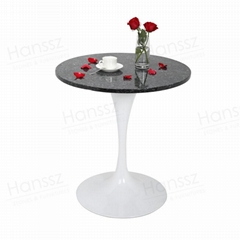 Blue pearl granite dining table