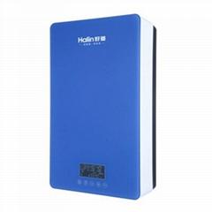 Halin好菱S3(蓝色)节能速热电热水器