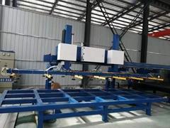 蘇州激光切送料機械手 江蘇 吸盤搬運機械手 板材搬運機械手