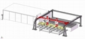蘇州激光切送料機械手 江蘇 吸盤搬運機械手 板材搬運機械手 2