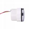 LCD Engine Hourmeter Tachometer Gauge 4